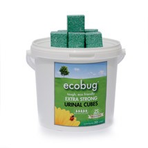 Tub of 50 Extra Strong Urinal Cubes